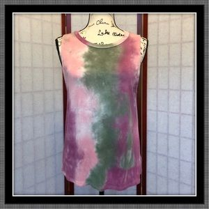Tie Dye Top! NWOT - Size Large